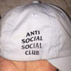 ASSC Blue Dad hat